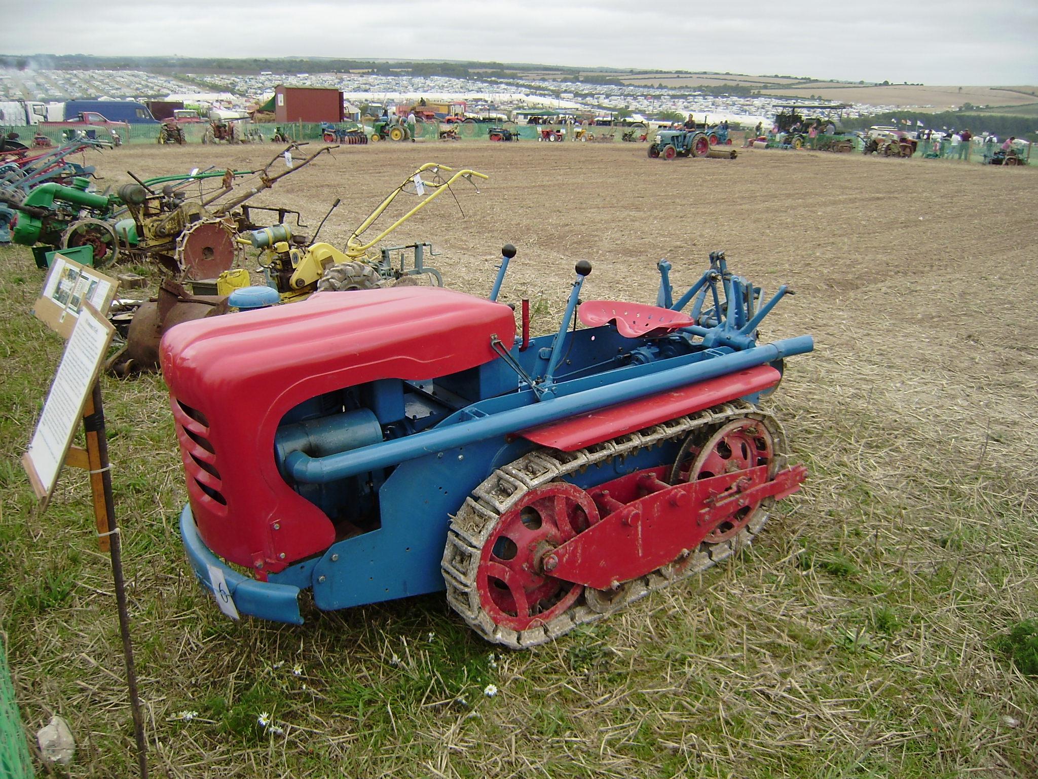 Acme Garden Tractor : Garden tractors tractor construction plant wiki the