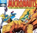 Micronauts Vol 1 40