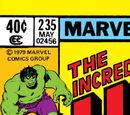 Incredible Hulk Vol 1 235