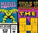 Incredible Hulk Vol 1 415