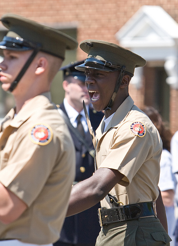 Marine Corps Junior Reserve Officers Training Corps ...