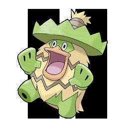 Guia rápida sobre la estrategia Pokemon. Ludicolo