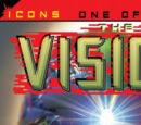 Avengers Icons: The Vision Vol 1 1