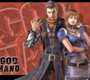 God Hand Wallpaper
