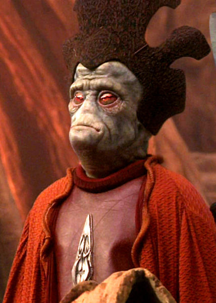 Nute Gunray from star wars?