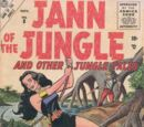 Jann of the Jungle Vol 1