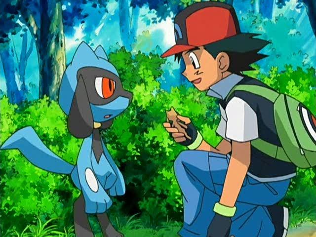 how to get lucario in pokemon heartgold version
