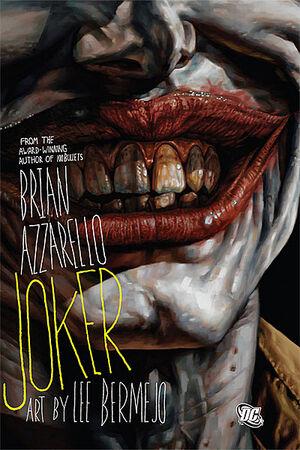 Cover for Joker (Graphic Novel) #1 (2008)