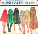 McCall's 5113 A