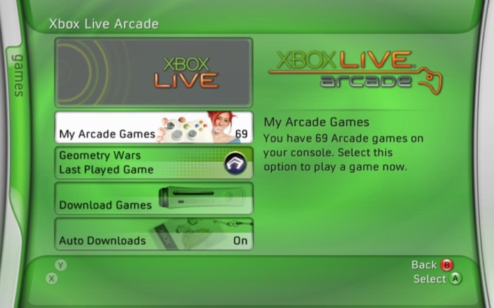 Xbox Live Arcade Xbox Wiki