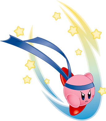 Throw - Kirby Wiki - The Kirby Encyclopedia