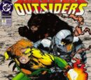 Outsiders Vol 2 1: Alpha