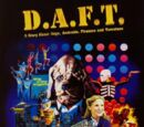 D.A.F.T.: A Story About Dogs, Androids, Firemen and Tomatoes