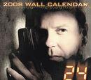 24: 2008 Wall Calendar