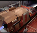 Vehicles in Starship Troopers: Invasion