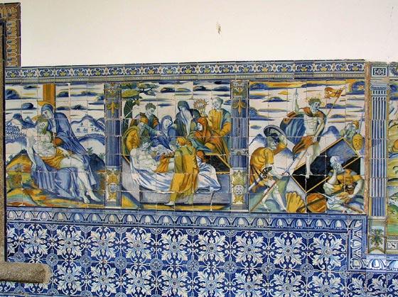 Talaveradelareina azulejos for Ceramica talavera madrid