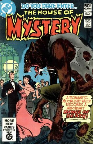 Cover for House of Mystery #292 (1981)