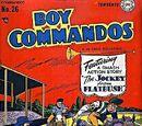 Boy Commandos Vol 1 26