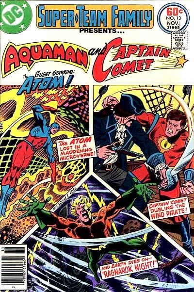 Super Team Family Vol 1 13 Dc Comics Database Wikia