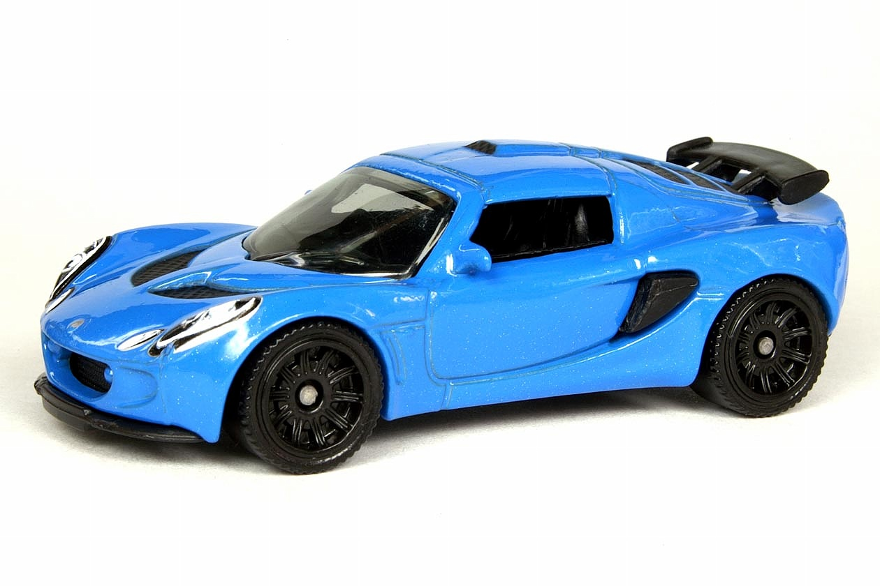 Dodge Charger List >> Lotus Exige (2006) - Matchbox Cars Wiki