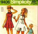 Simplicity 9406