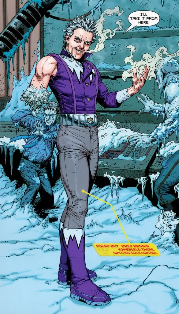 The New 52 Villains Omnibus by Sterling Gates, Ann Nocenti and Greg Pak 2013