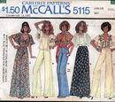 McCall's 5115