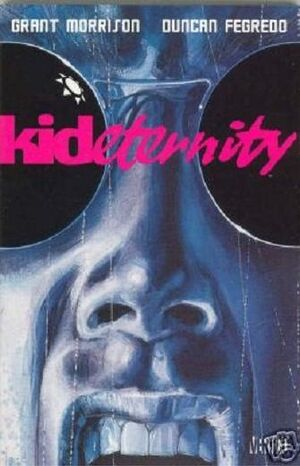 Cover for Kid Eternity #1 (2006)
