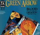 Green Arrow: Blood of the Dragon