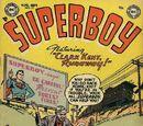 Superboy Vol 1 27
