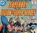 Superboy and the Legion of Super-Heroes Vol 1 225