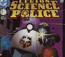 Legion: Science Police Vol 1 1