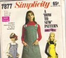 Simplicity 7877