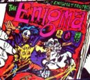 Enigma Comic Book