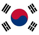 Geodatos Corea del Sur