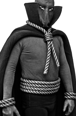 Hooded justice gay