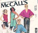 McCall's 6384