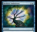 Broken Ambitions