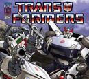 Los Transformers, según IDW Publishing