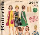 Butterick 2919