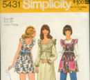 Simplicity 5431