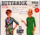 Butterick 4312