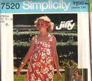 Simplicity 7520