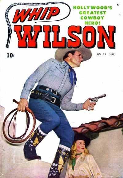 Whip Wilson Whip Wilson Vol