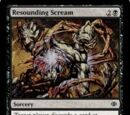 Resounding Scream