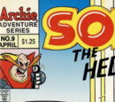 Archie Sonic the Hedgehog Issue 9