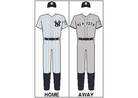YankeesUniform