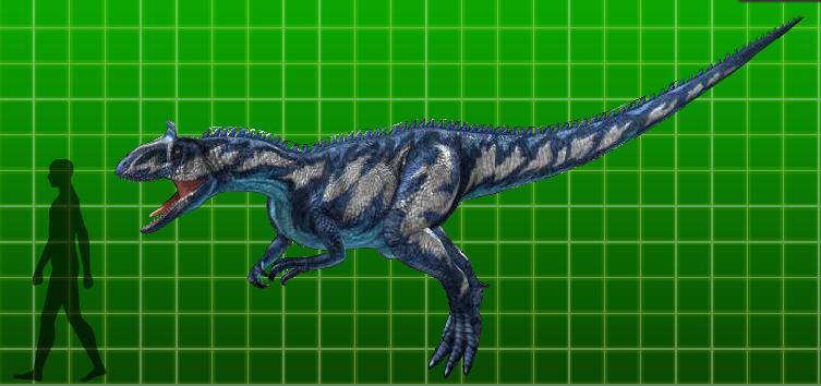 Cryolophosaurus dinosaur king