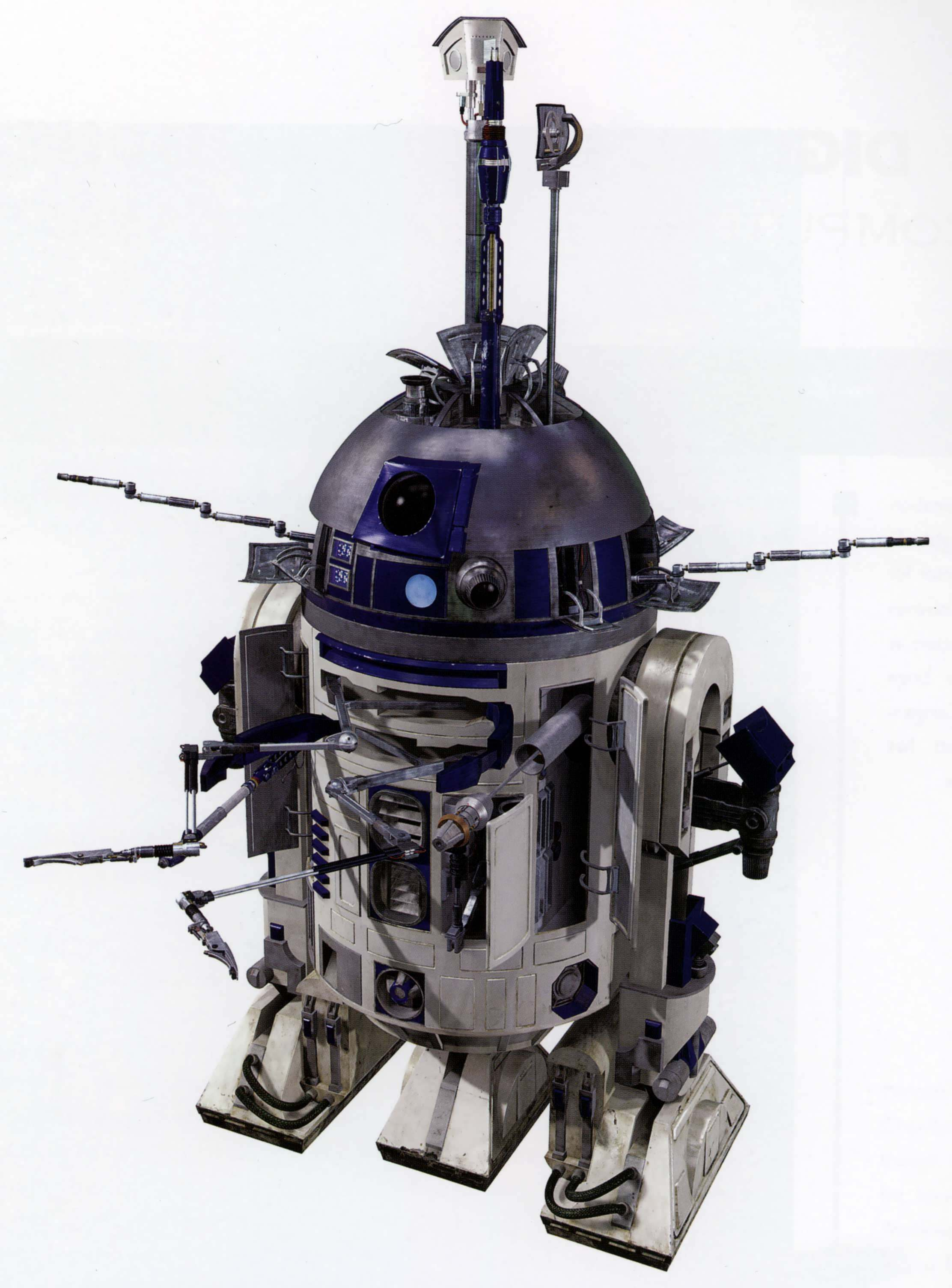 R2 Series Astromech Droid Wookieepedia The Star Wars Wiki