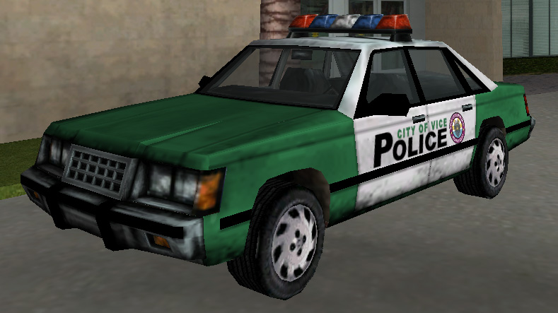 Gta Vice City Police Car Conversion Vovilliacorp